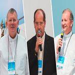 O presidente e os dois vice-presidentes da CNBB foram eleitos nesta segunda-feira
