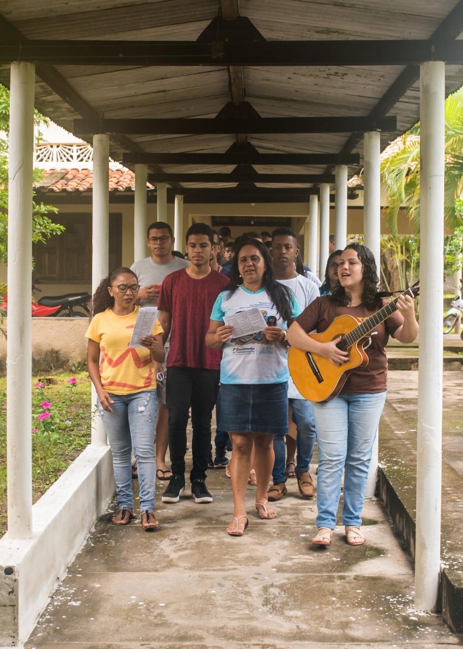 Encontrão de Comunicação reúne Comunicadores das paróquias da Diocese de Viana, em Santa Inês