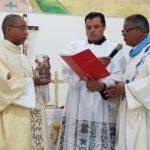Igreja Matriz Santa Inês recebe novo Pároco