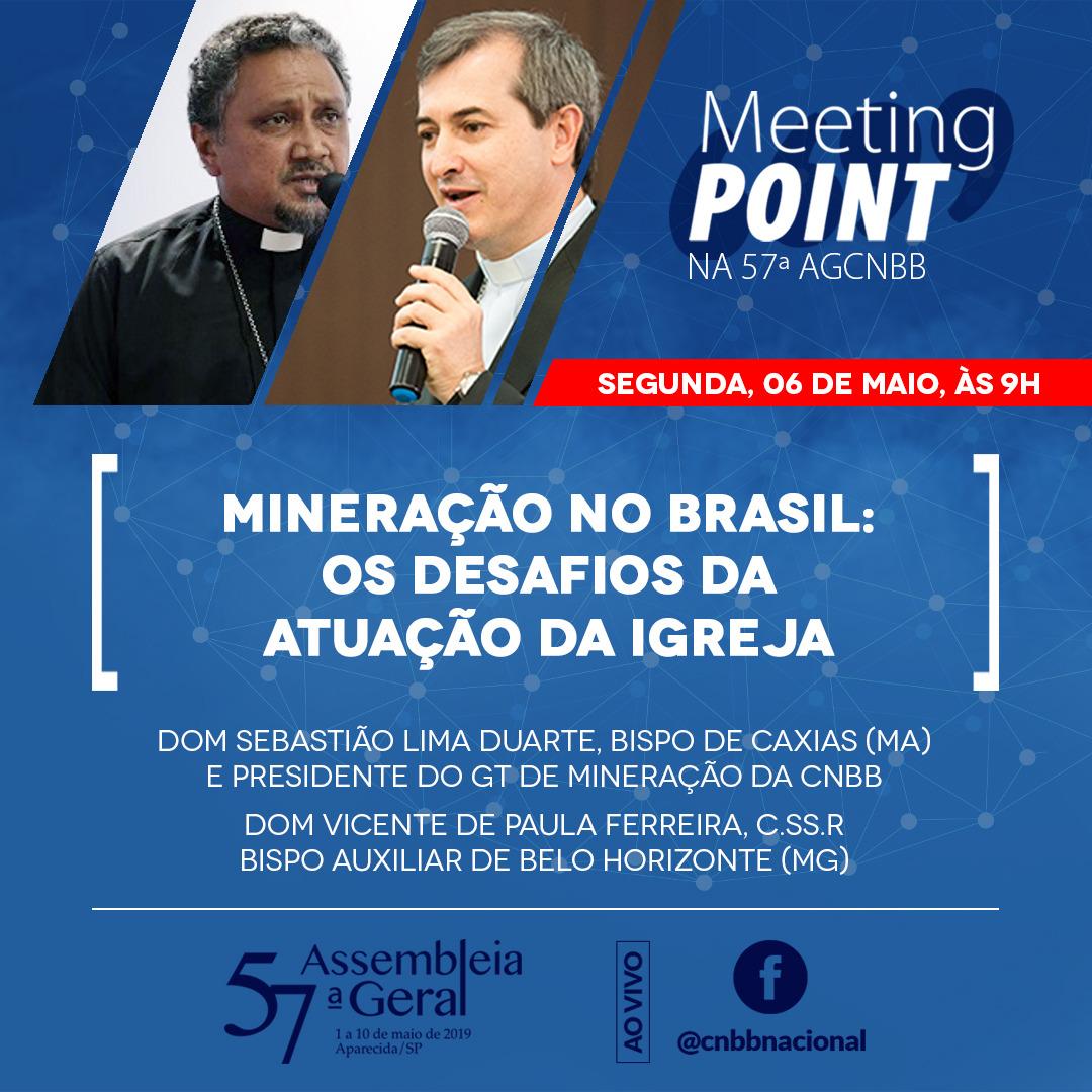 Meeting Point na 57ª AGCNBB