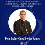 Posse do bispo Dom Evaldo Carvalho dos Santos