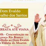 Posse Canônica Novo Bispo da Diocese de Viana