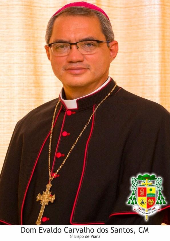 Decreto do bispo Dom Evaldo C. dos Santos acerca da suspensão da celebrações presenciais em decorrência do agravamento da pandemia