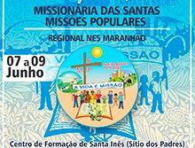 Aconteceu em junho II módulo escola de formadores das Santas Missões
