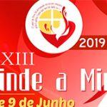 XXIII vinde a mim – Festa de Pentecostes na paróquia Santa Rita de Cássia em Buriticupu