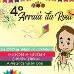 4º Arraiá da Rosa
