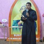 Seminarista Anderson receberá hoje o rito de admissão as ordens sacras