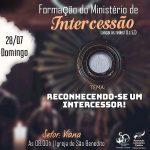 Formação do Ministério de Intercessão 28/07