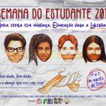Pastorais da Juventude lançam cartaz e o subsídio da semana do/a Estudante 2019