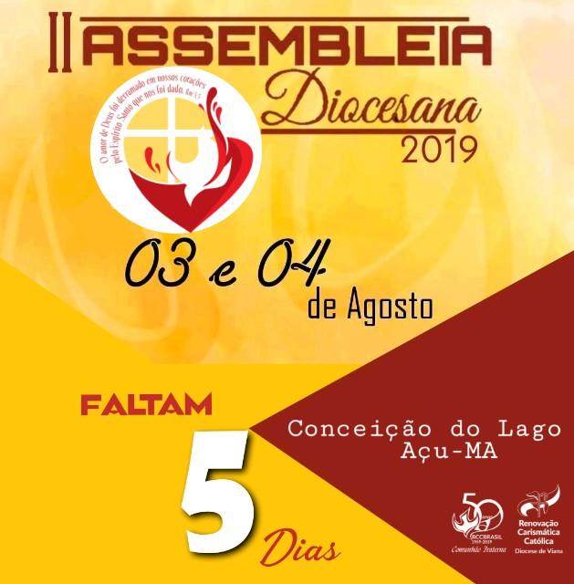 II Assembléia Ordinária RCC de Viana