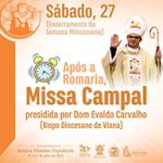 Encerramento do 13º Aniversário das Santas Missões Populares