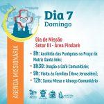 Agenda Missionária