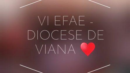 VI EFAE da PJ Diocese de Viana