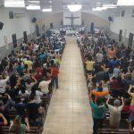 Missa em ação de graças pelo dia do padre em Buriticupu