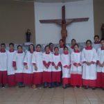 Paróquias de Buriticupu parabenizam os coroinhas