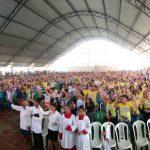 Encontrão dos catequistas em Buriticupu