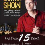 Jantar Show com Jonny Mendes