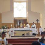 Abertura do mês extraordinário missionário na Diocese de Viana área Pindaré
