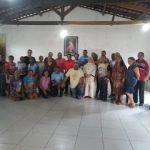 Liderança das Paróquia da área Pastoral do Pindaré se reúnem na cidade de Bela Vista