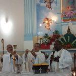 Santa Missa de abertura do mês Missionário Extraordinário