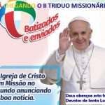 II Tríduo Missionário