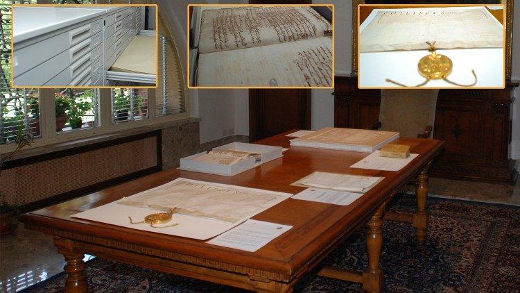 Motu proprio: Arquivo Secreto Vaticano passa a se chamar Arquivo Apostólico Vaticano