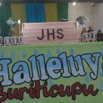 Gratidão a Deus e ao seu povo pelo Halleluya Buriticupu 2019