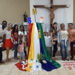 Tríduo Missionário Buriticupu: Área da Matriz