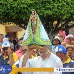 Católicos Celebram a Festa de Encerramento do Círio de Nazaré em Viana