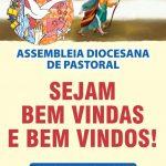 Programação da Assembléia Diocesana de Pastoral