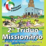 2º Tríduo Missionário