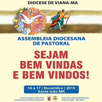 Fotos Assembléia Diocesana de Pastoral 2019