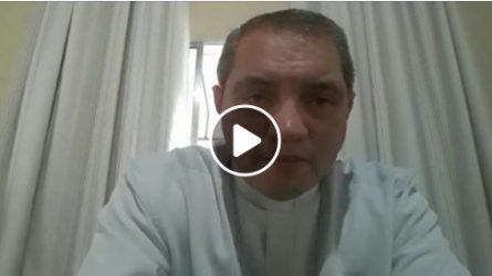 Mensagem de Dom Evaldo Carvalho,CM   convocando a igreja de Viana para Assembléia Diocesana de Pastoral