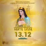 70 anos Festejo de Santa Luzia