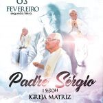 Missa de 1 ano de falecimento do Pe. Sérgio