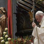 No dia 23 de fevereiro, a Missa do Papa em Bari por ocasião do Encontro sobre a paz no Mediterrâneo