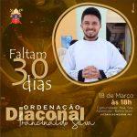 Ordenação Diaconal Francinaldo Silva