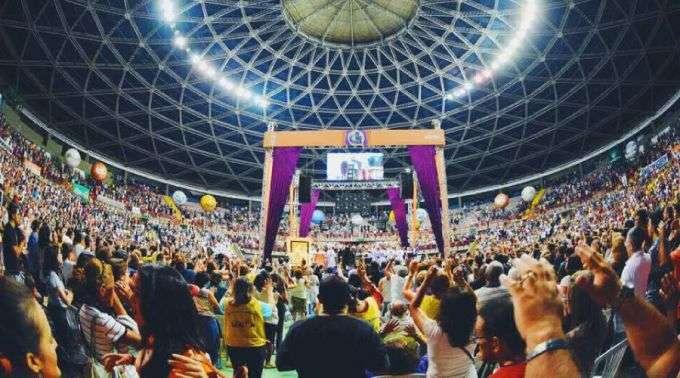 Retiro de carnaval Renascer. Foto: Divulgação / Comunidade Shalom