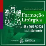 Paróquia de Bela Vista realiza primeira etapa de formação litúrgica