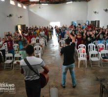 Renovação Carismática Católica (RCC) Realizou encontro diocesano de formação em Pindaré - Mirim