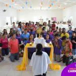 Renovação Carismática Católica ( RCC) Realizou 11 encontros de carnaval com Jesus na Diocese de Viana