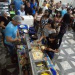 Terço dos homens da paróquia Santa Rita de Cássia em Buriticupu realiza o I Espeto Show