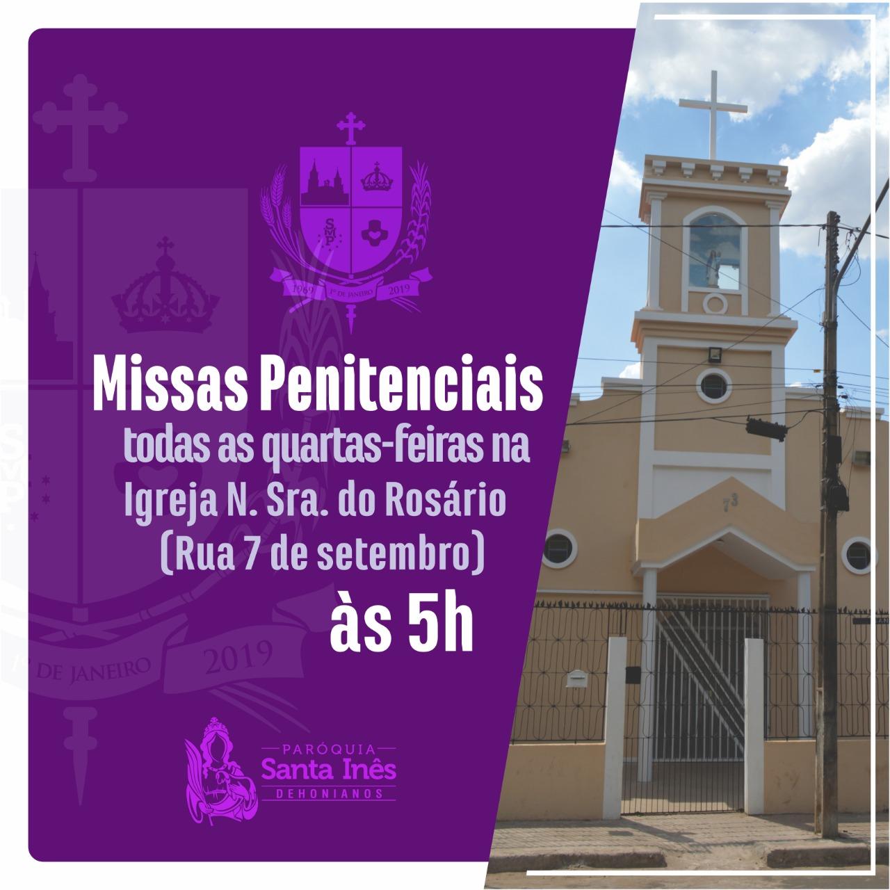 Missas Penitencias