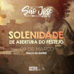 Festejo de São José 2020