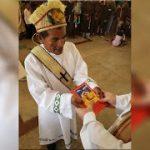 Indigena ordenado a diácono permanente