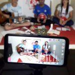 Em quarentena, Pastoral da Juventude da Diocese de Viana promove encontro ao vivo com jovens