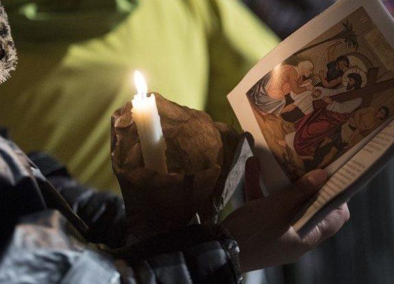 Liturgias do Tríduo e Via-Sacra, a Páscoa essencial do Papa