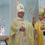 Primeiro aniversário de ordenação episcopal de dom Evaldo