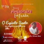 NOVENA DE PENTECOSTES – 5° DIA