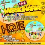 LIVE MISSIONÁRIA